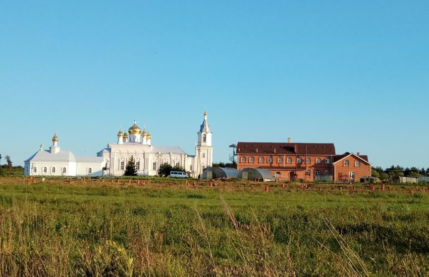 Паломническая поездка в Серафимо-Дивеевский женский монастырь 23-25 августа. Архангельский скит.