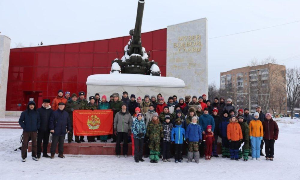 XIII патриотический лыжный Звездный поход-2021