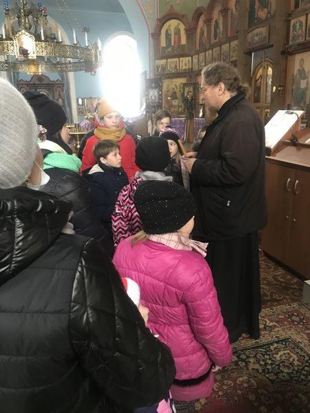 Поездка детей из Зарайского СРЦН в Рожново