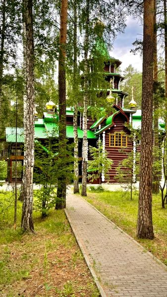 Паломничество на Урал